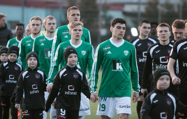 Josip Krznaric (19) võib ka uueks hooajaks Eestisse jääda. Foto: Jana Pipar / EJL