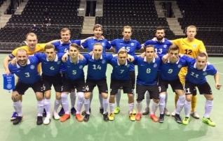 Balti turniiri teine mäng tõi Eestile kaotuse lõunanaabritelt <i>(Skiperski: üks värav tuli meie veast)</i>