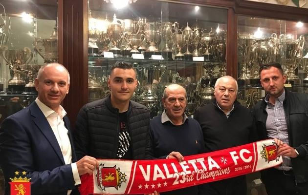Foto: Valletta FC