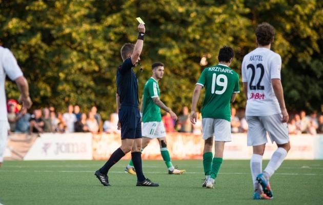 Josip Krznaricit oodatakse tagasi. Artur Rättelil lepingut ei ole. Foto: Jana Pipar / EJL