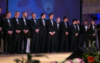 Galerii: Jalgpalligala 2017