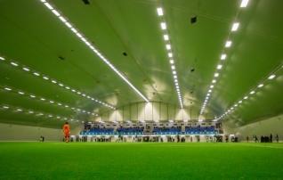 Nelja Eesti linna tuleb jalgpallihall! Riigieelarvest terendavad kopsakad eraldised