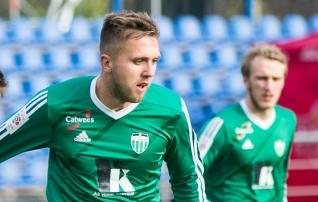 Testimisel viibiv Artjunin aitas Ungari klubi võidule