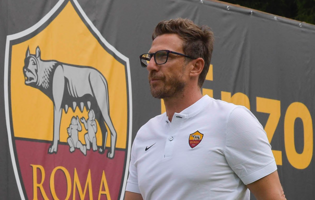 Eusebio Di Francesco. Foto: romapress.us