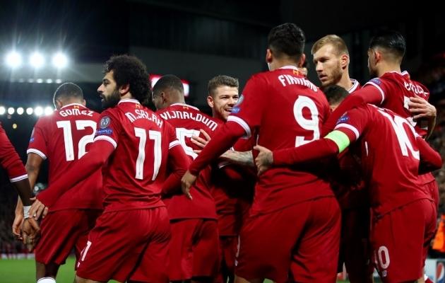 Ragnar Klavani ja Liverpooli Meistrite liiga teekond jätkub veebruaris. Foto: Liverpooli Twitter
