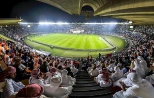 Eesti ja Rootsi mäng peetakse staadionil, kus Real Madrid äsja tähistas