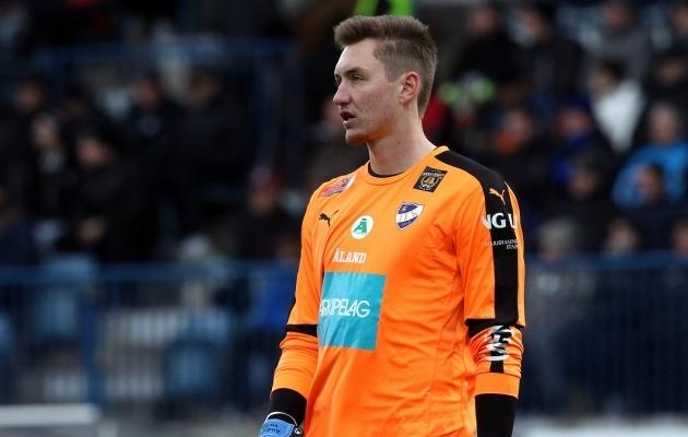Andreas Vaikla on mänginud nii Rootsi, Norra kui Soome kõrgliigas. Nüüd saab ta kirja ka Eesti. Foto: Veikkausliiga Twitter
