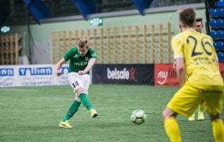 Flora U21 alistas finaalis viimase minuti väravast meistriliigasse tõusnud Kuressaare  (vaata galeriid!)