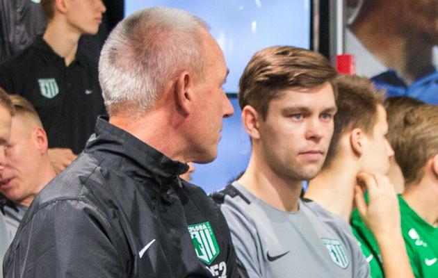 Jürgen Henni arvates muutis aasta Arno Pijpersi kõrval ta palju küpsemaks. Foto: Brit Maria Tael