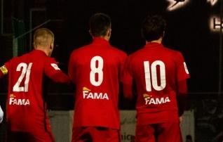 Transi lõi Viljandil värava palle täis, narvakate poolt oli täpne portugallasest testitav