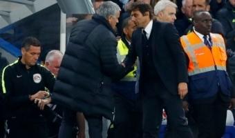 Hahhhaaa! Itaallased tegid Mourinhole trolli ning palusid tal Conte särgile autogrammi ands