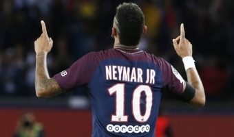 Neymari fännidele kõvatamismaterjali: maailma kalleima palluri pikkade passide kogumik on siin
