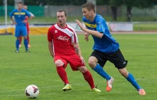 Maakondade jalgpallikoondised võistlevad juunis