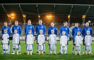 Eesti koondis mängib mai lõpus Rakveres