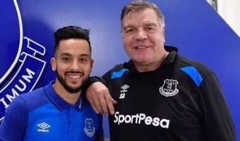 Armastus ja vihkamine käivad käsikäes: Evertoni fännid pani eile kõva peo püsti