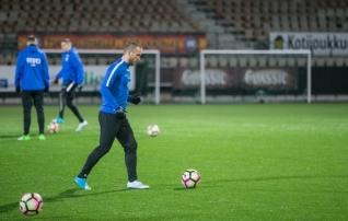 Jäägeri klubi kaotas Šveitsi esiliiga meeskonnale