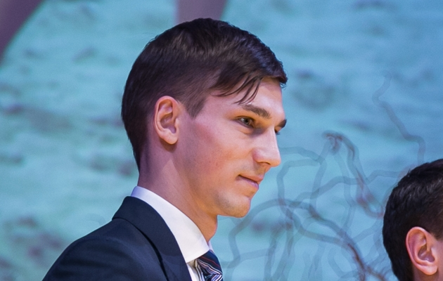 Daniil Savitski. Foto: Brit Maria Tael