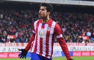 Atletico kurb nädalalõpp: viik ja Costa võimalik vigastus
