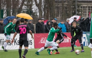Levadia alustab hooaega Sportland Arenal