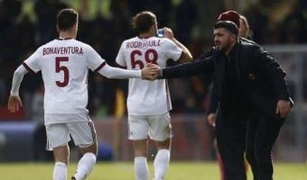 VÕIMAS! Benevento alistas AC Milani!