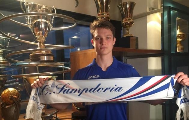 Markus Soomets. Foto: Tartu FC Santos