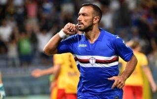 Igiliikur Quagliarella võimas vorm ja lisaminutite koll tõid Sampdoriale väärtusliku punkti