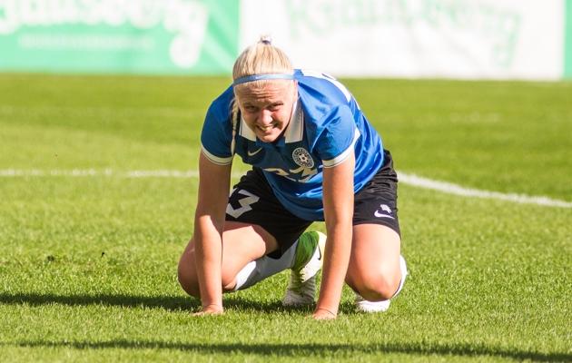 Ulrika Tülp. Foto: Jana Pipar / EJL