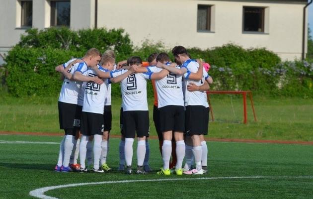 U21 trump on meeskonnavaim. Foto: Tallinna Kalevi Facebook