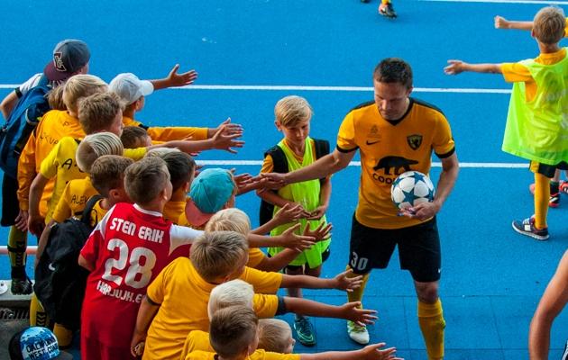 Eesti koondises 67 mängu pidanud Martin Vungi karjäär sai läbi. Foto: Gertrud Alatare