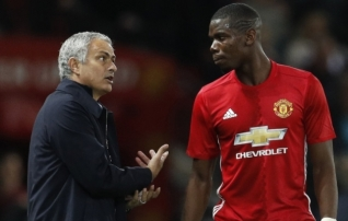 Mourinho: Pogba oli MM-il suurepärane