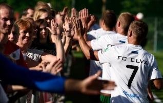 Video: Naaberlinnade derbist väljus võitjana FC Elva