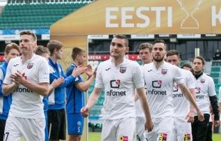 Prosa ja Valletta murdsid karikasarja poolfinaali