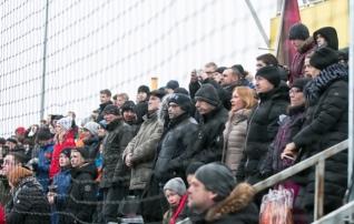 Külm ilm sai saatuslikuks: superkarikas mängitakse jalgpallihallis