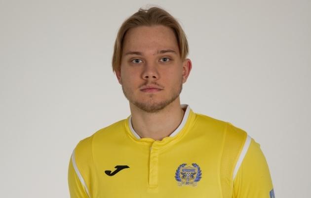 Oliver Rass. Foto: FC Kuressaare