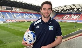 Will Grigg's on fire! Mees kukutas ainuisikuliselt Manchester City FA karikasarjast!