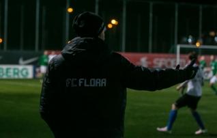 Uue peatreeneriga Flora U21 otsib rütmi ja üksisilmi tabelisse ei vaata
