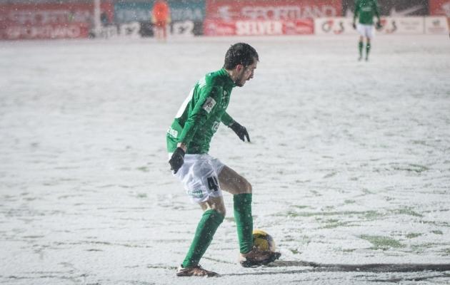 Külm ilm ei anna järgi: edasi lükati ka nädalasisesed mängud