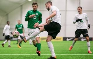Vägev penaltiseeria tõi ühendklubile esimese tiitli
