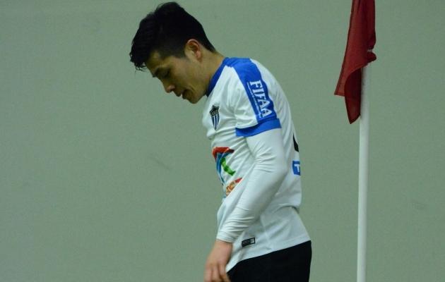 Takuya Matsunaga oli oma Premium liiga debüütvoorus suurim kahevõitluste võitja. Foto: Liisi Troska