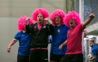 Suvel toimub Eesti 100. aastapäeva auks ettevõtetele mõeldud jalgpallifestival