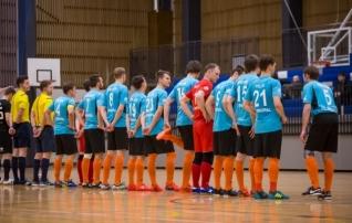 Saalijalgpalli uus karikavõitja selgitatakse esmakordselt välja Kalevi spordihallis