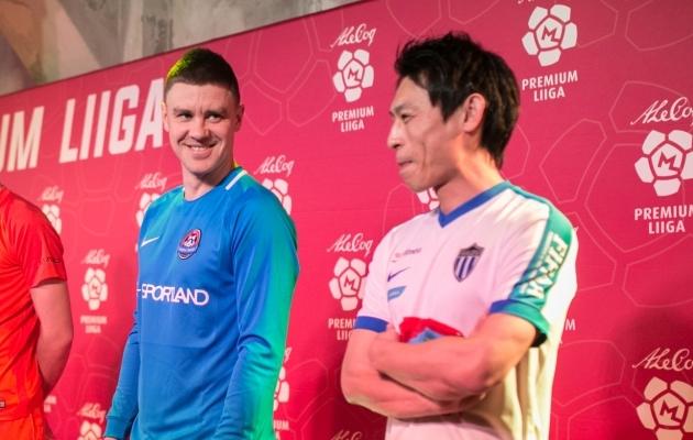 Artur Kotenko ja Hidetoshi Wakui lähevad vastamisi. Foto: Brit Maria Tael