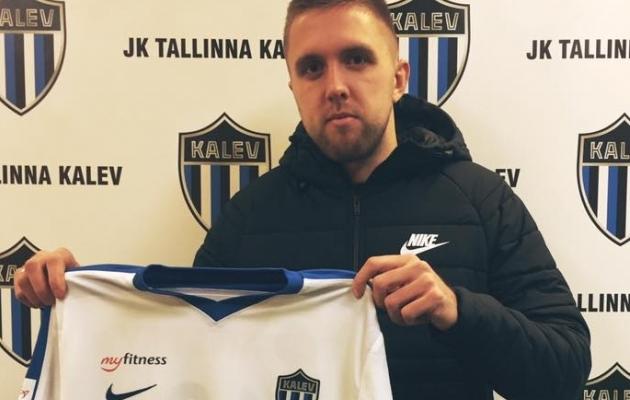 Artjom Artjunin tegi enim pealelööke ja enim täpseid sööte. Foto: Tallinna Kalevi Facebook