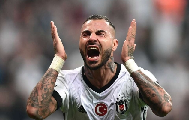 Quaresma on ikka HULL mees!