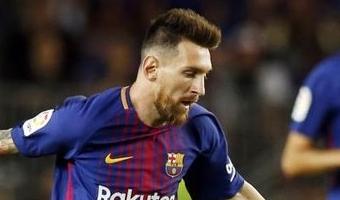 Mida tegi küll Messi käsi?