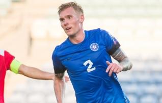 Tamm lõi Norra kõrgliigas värava <i>(lisatud video)</i>
