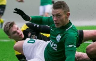 Kalev U21 värav püsib puhas, Flora U21 võitis suurelt
