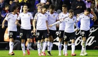 Vaata aga vaata: Eesti vutipoisid Valencia ässadega!