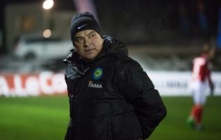 Kuzjajev: palvetasin iga mängu eel, et keegi viga ei saaks