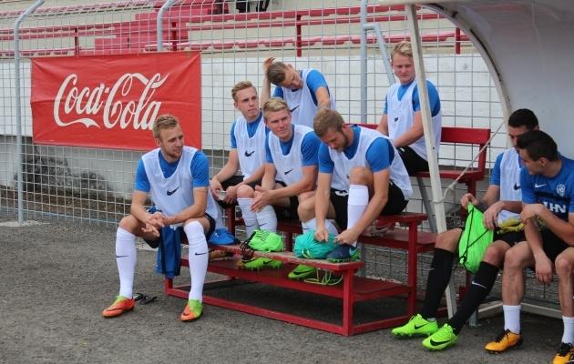 Soccernet.ee Kaukaasias: jälgi reisi Instagrami vahendusel